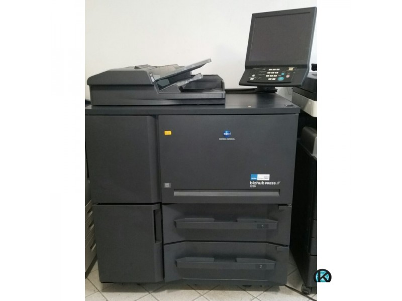 Konica Minolta Bizhub Press 1250