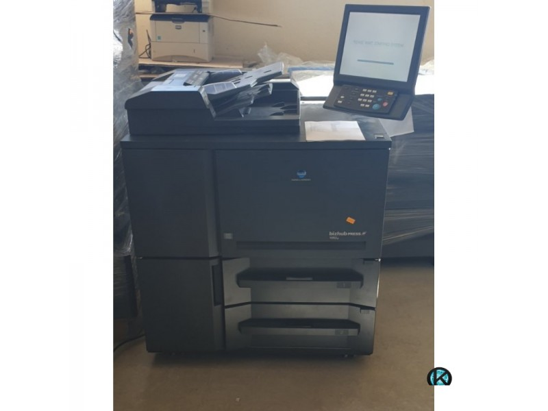 Копирна машина Konica Minolta Bizhub PRESS 1052