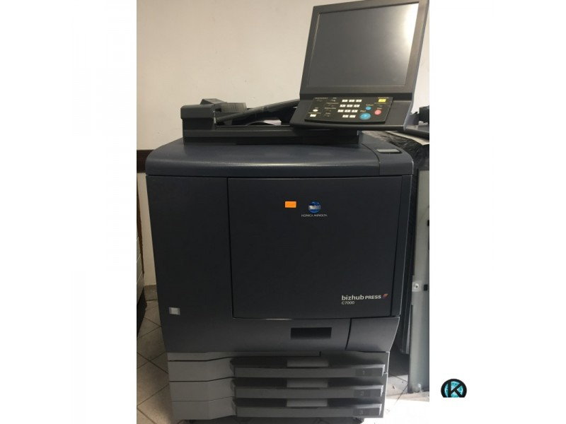 копирна машина Konica Minolta Bizhub PRESS C7000