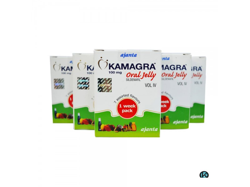 Kamagra Jelly – 7 пакета Камагра желе/Гел