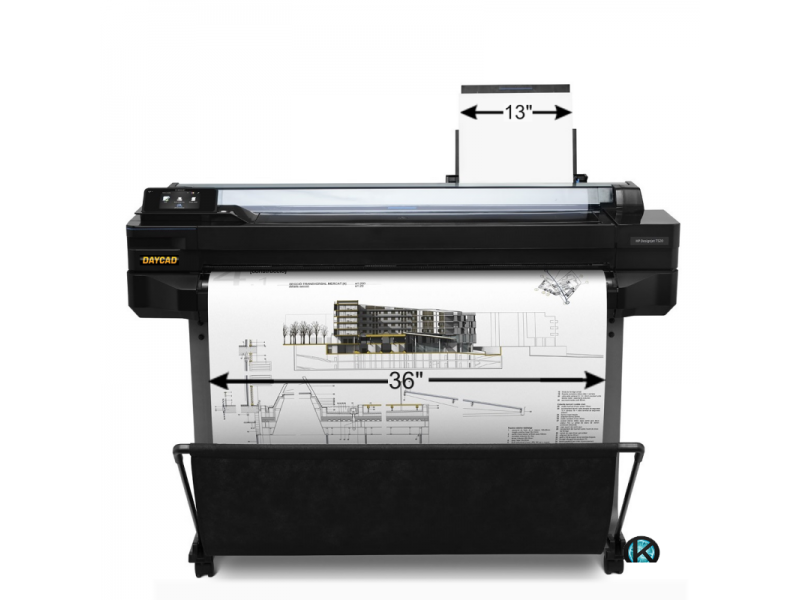 Плотер HP DesignJet T520 36-in (914-mm) (CQ893C)