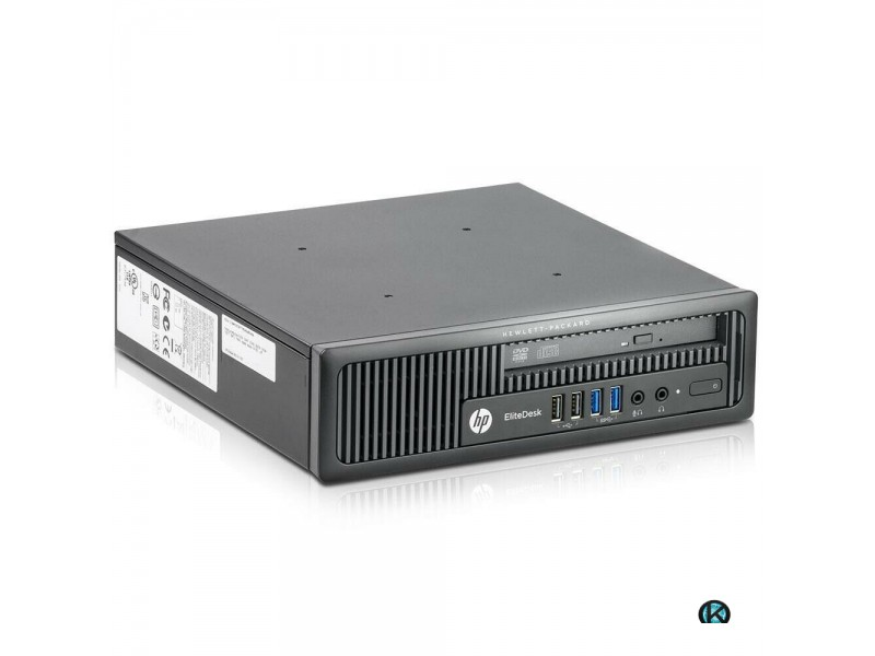 Компютър HP EliteDesk 800 G1 Ultra Slim Desktop PC - Intel Quad Core i5-4570s 2.9GHz 8GB 128GB SSD